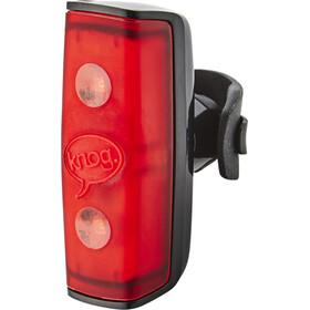 Knog POP r Fietsverlichting rode LED zwart